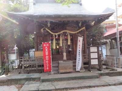 子神社の本殿