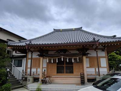 神奈川県妙善寺の写真