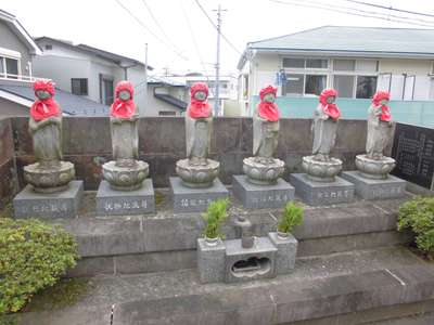 神奈川県長泉寺の写真