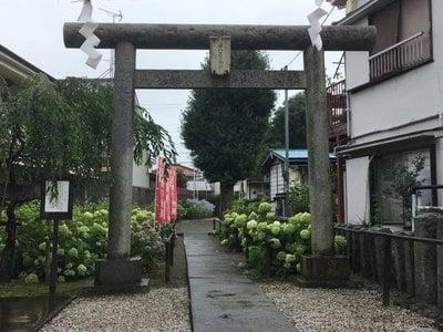 日吉八王子神社(東京都)