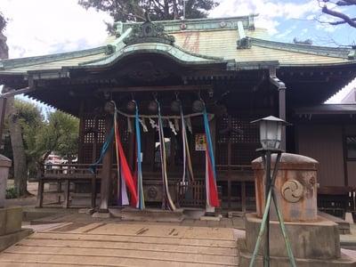駒留八幡神社(東京都)