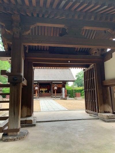 住吉大社の山門
