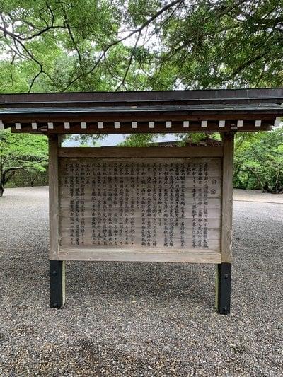 安房神社の歴史
