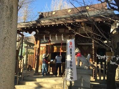 飛木稲荷神社の本殿