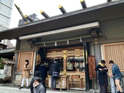 東京都芝大神宮の本殿