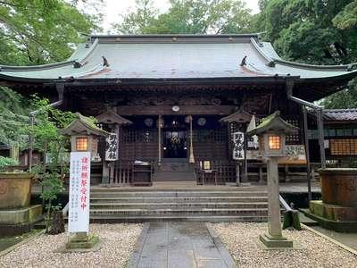 野木神社の本殿
