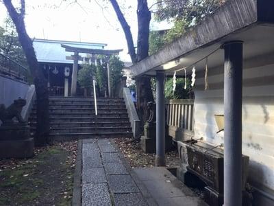 櫻田神社の建物その他