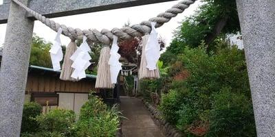 横浜御嶽神社の建物その他