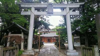 和樂備神社の鳥居
