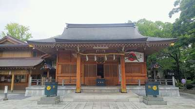 和樂備神社の本殿