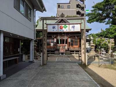 産土神社の建物その他