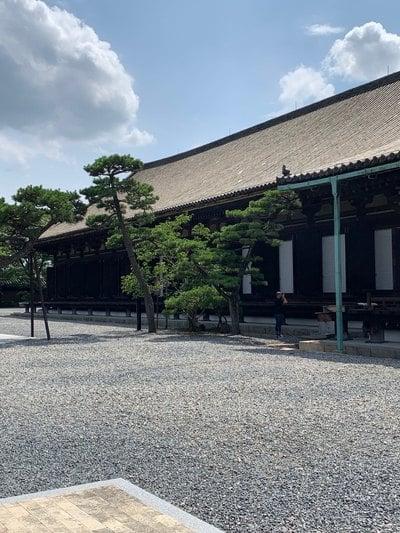 蓮華王院(三十三間堂)の本殿