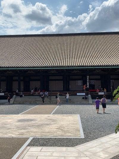 三十三間堂(蓮華王院)(京都府)