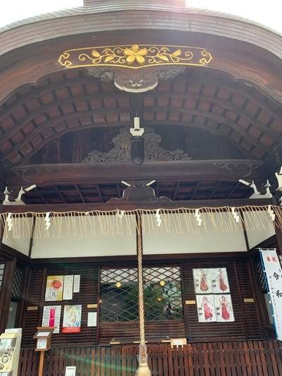 京都府京都大神宮の本殿