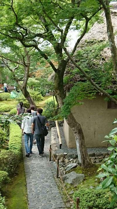 華厳寺(鈴虫寺)(京都府)