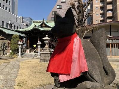 東京都千束稲荷神社の写真