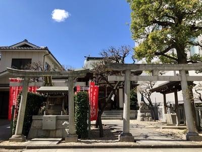 東京都北野神社の写真