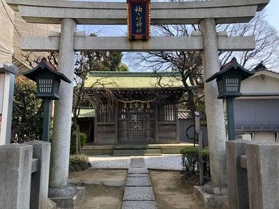 袖ケ崎神社(東京都)