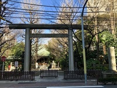 榊神社の鳥居