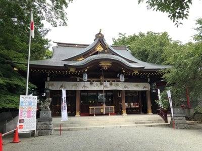 鈴鹿明神社の本殿