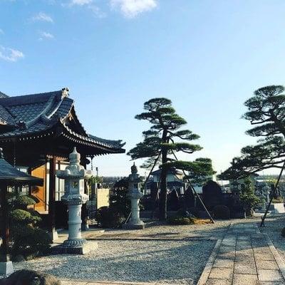 山梨県法源寺の写真