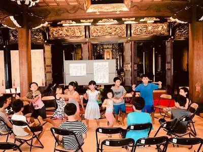 愛知県普元寺の体験その他