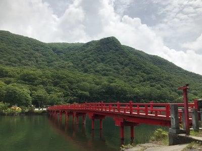 赤城神社の周辺