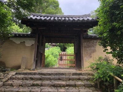 白毫寺(奈良県)