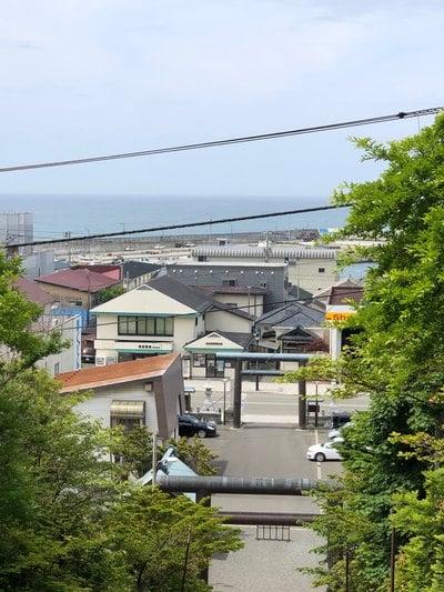 浦河神社(北海道)