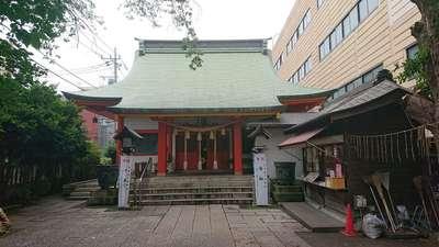 氷川鍬神社(埼玉県)