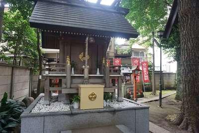 高円寺氷川神社の末社