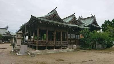 御厨神社(兵庫県)