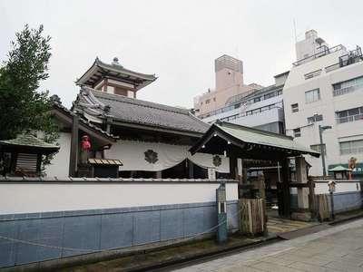 永代寺(東京都)