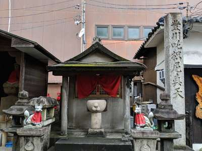 岐阜県誓安寺の写真
