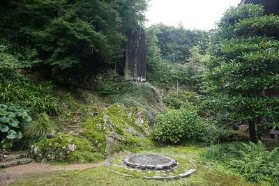安乗院善光寺(岐阜善光寺)の庭園