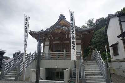 安乗院善光寺(岐阜善光寺)の本殿