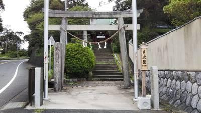 賀久留神社(静岡県)
