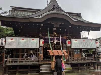 大阪府産土神社のお祭り