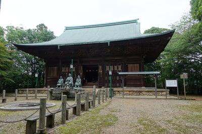 醍醐寺(上醍醐)の本殿