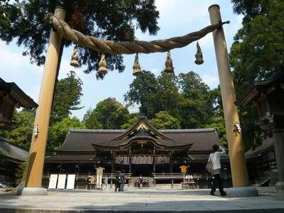 奈良県大神神社の鳥居