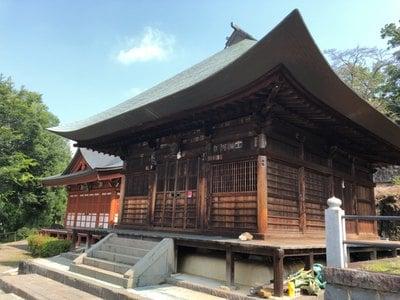 塩澤寺の鳥居