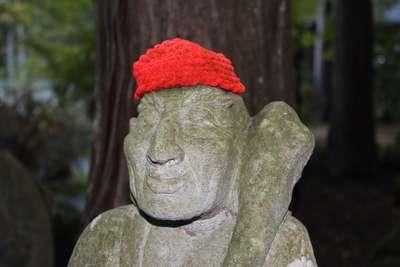 長安寺の狛犬