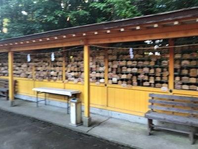 枚聞神社の絵馬