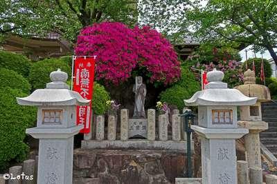 不動寺の仏像