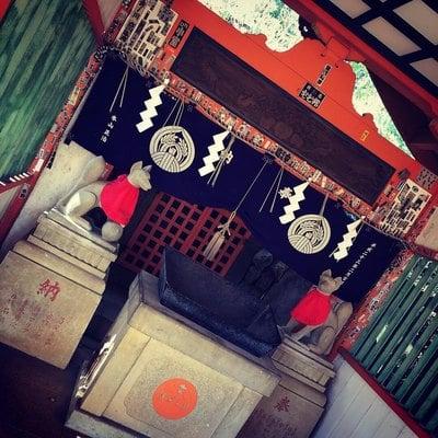 根津神社の末社