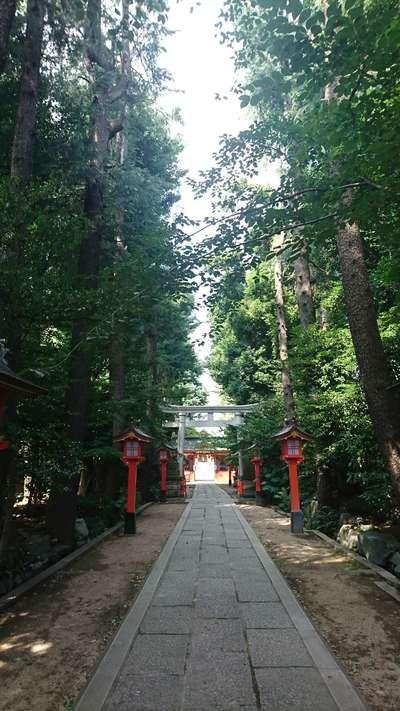 馬橋稲荷神社の建物その他