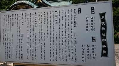 本牧神社の歴史
