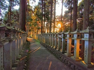 静岡県山宮浅間神社の建物その他