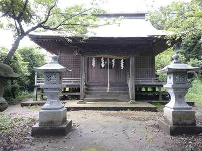 大洗磯前神社の末社