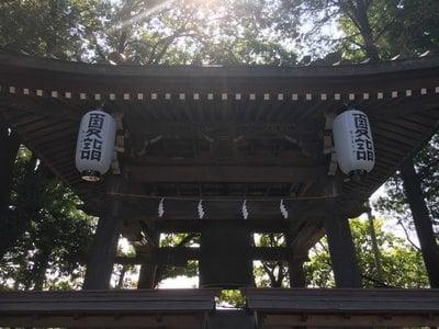鈴鹿明神社の建物その他